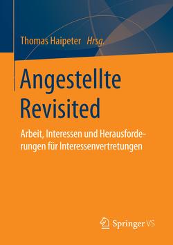 Angestellte Revisited von Haipeter,  Thomas