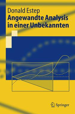 Angewandte Analysis in einer Unbekannten von djs² GmbH, Estep,  Donald, Thorns,  S.