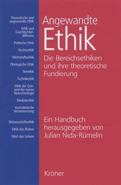 Angewandte Ethik von Nida-Ruemelin,  Julian