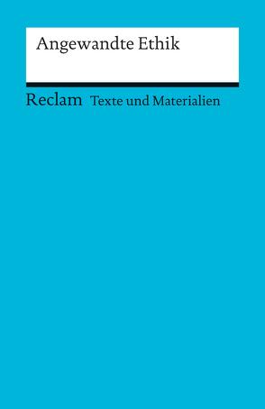 Angewandte Ethik von Horster,  Detlef