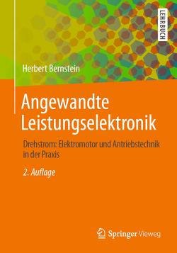 Angewandte Leistungselektronik von Bernstein,  Herbert