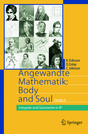 Angewandte Mathematik: Body and Soul von Eriksson,  Kenneth, Estep,  Donald, Johnson,  Claes, Schüle,  J.