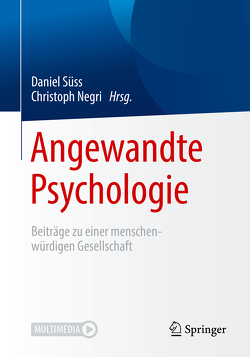 Angewandte Psychologie von Negri,  Christoph, Süss,  Daniel