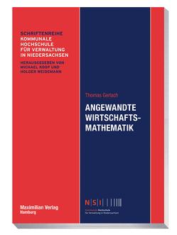 Angewandte Wirtschaftsmathematik von Gerlach,  Thomas