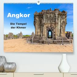 Angkor – Die Tempel der Khmer (Premium, hochwertiger DIN A2 Wandkalender 2020, Kunstdruck in Hochglanz) von Marquardt,  Henning