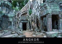 Angkor – Geheimnisse des Dschungels (Wandkalender 2019 DIN A3 quer) von Knödler / www.stephanknoedler.de,  Stephan