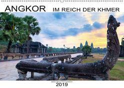 ANGKOR – IM REICH DER KHMER (Wandkalender 2019 DIN A2 quer) von Weigt Photography,  Mario