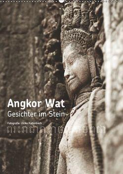 Angkor Wat – Gesichter im Stein (Wandkalender 2019 DIN A2 hoch) von Kaltenbach,  Ulrike