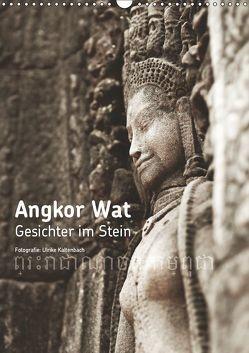 Angkor Wat – Gesichter im Stein (Wandkalender 2019 DIN A3 hoch) von Kaltenbach,  Ulrike