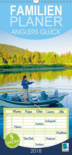 Anglers Glück (Wandkalender 2018 PRO_49_format hoch) von CALVENDO,  k.A.