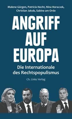 Angriff auf Europa von Gürgen,  Malene, Hecht,  Patricia, Horaczek,  Nina, Jakob,  Christian, Orde,  Sabine am