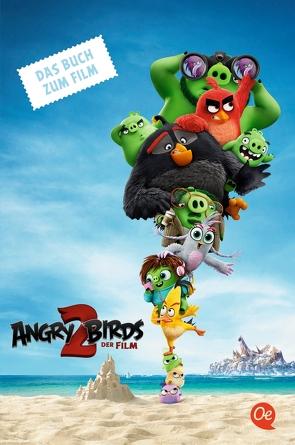Angry Birds 2 von Nuhfer,  Heather, Thiele,  Ulrich