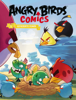 Angry Birds 5: Gefiederte Feinde von Bratenstein,  Jan, Larmola,  Kivi, Parker,  Jeff