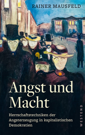 Angst und Macht von Mausfeld,  Rainer