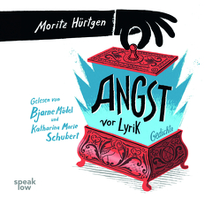 Angst vor Lyrik von Hürtgen,  Moritz, Mädel,  Bjarne, Schubert,  Katharina Marie