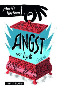Angst vor Lyrik von Hürtgen,  Moritz, Riegel,  Leonard