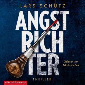 Angstrichter (Ein Grall-und-Wyler-Thriller 4) von Nelleßen,  Nils, Schütz,  Lars