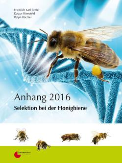 Anhang 2016 von Tiesler,  Friedrich-Karl