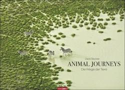 Animal Journeys Kalender 2022 von Seckler,  Zack, Weingarten