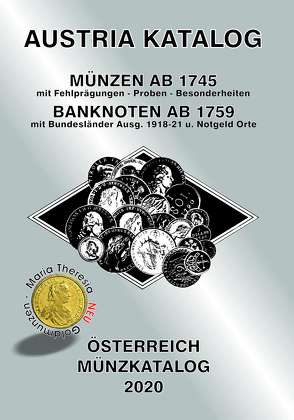 ANK-Muenzkatalog Österreich 2020