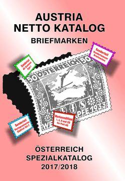 ANK-Oesterreich Spezialkatalog 2017/2018 von Steyrer,  Christine