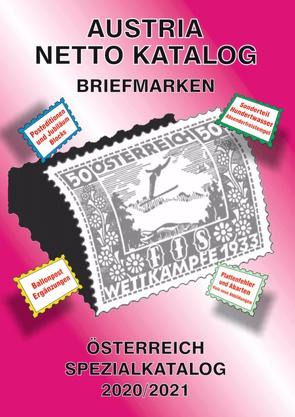 ANK-Oesterreich Spezialkatalog 2020/2021 von Steyrer,  Christine