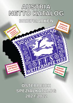 ANK-Oesterreich Spezialkatalog 2021/2022