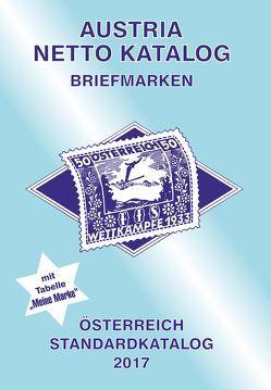 ANK-Oesterreich Standardkatalog 2017 von Steyrer,  Christine