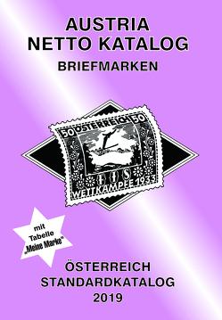 ANK-Oesterreich Standardkatalog 2019 von Steyrer,  Christine