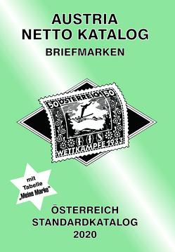 ANK-Oesterreich Standardkatalog 2020