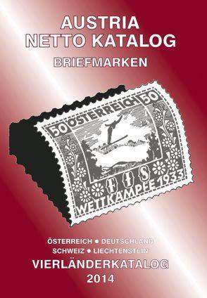 ANK-Vierlaender Katalog 2014 von Steyrer,  Christine