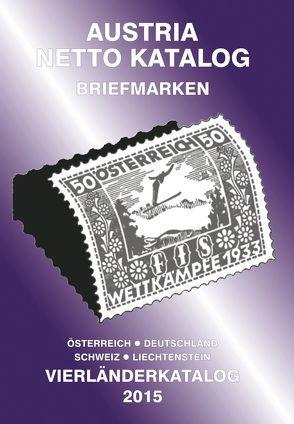 ANK-Vierlaender Katalog 2015 von Steyrer,  Christine