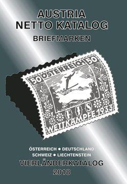 ANK-Vierlaenderkatalog 2018 von Steyrer,  Christine