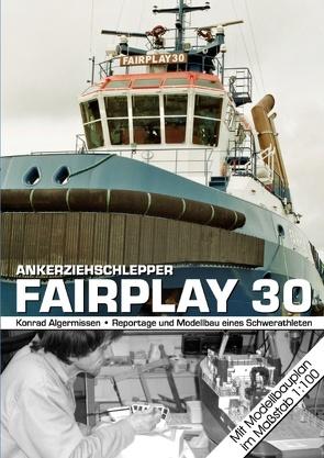 Ankerziehschlepper Fairplay 30 von Algermissen,  Konrad