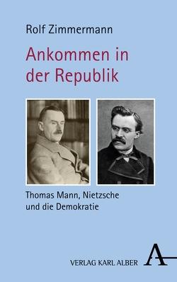 Ankommen in der Republik von Zimmermann,  Rolf