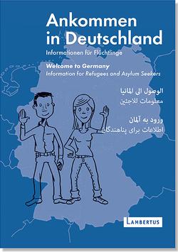 Ankommen in Deutschland von Ackermann,  Titus, Reinsch,  Heike