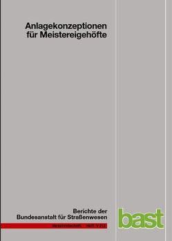 Anlagekonzeptionen für Meistereigehöfte von Martin,  Schmauder, Philipp,  Jung, Silke,  Paritschkow