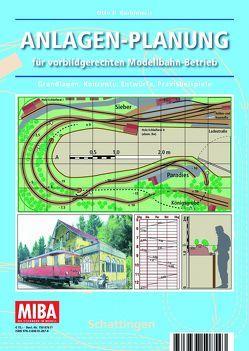 Anlagen-Planung von Kurbjuweit,  Otto O.