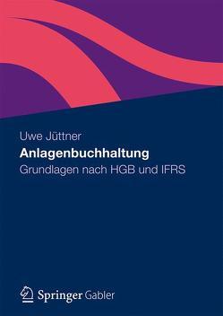 Anlagenbuchhaltung von Jüttner,  Uwe