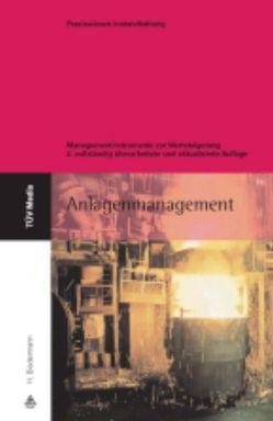Anlagenmanagement von Biedermann,  H, Oberhofer,  Albert F