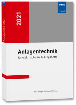 Anlagentechnik 2021 von Cichowski,  Rolf Rüdiger