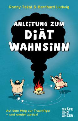 Anleitung zum Diätwahnsinn von Ludwig,  Bernhard, Tekal,  Ronny