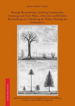 Anleitung zum Forst=Wesen, von Cramer,  J. A.