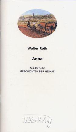 Anna von Roth,  Walter