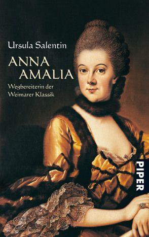 Anna Amalia von Salentin,  Ursula