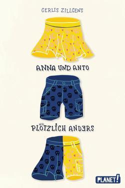Anna & Anto von Zillgens,  Gerlis
