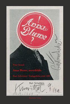 Anna Blume, unverblüht von Struck,  Peter