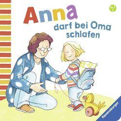 Anna darf bei Oma schlafen von Schwarz,  Regina, Westphal,  Catharina