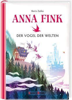 Anna Fink von Zatko,  Boris