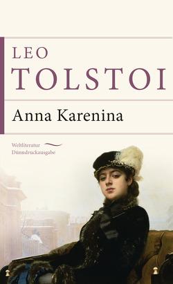 Anna Karenina von Röhl,  Hermann, Tolstoi,  Leo